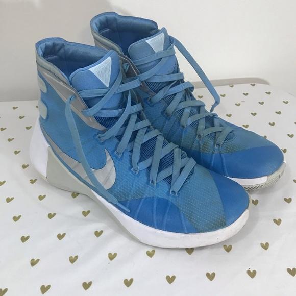 Nike Hyperdunk 25 Baby Blue Size 9